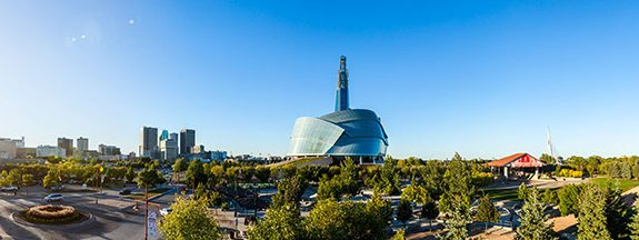 Indexing in the Humanities: visit the Canadian Museum for Human Rights